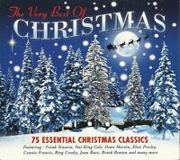 THE VERY BEST OF CHRISTMAS - 3 CD BOX SET