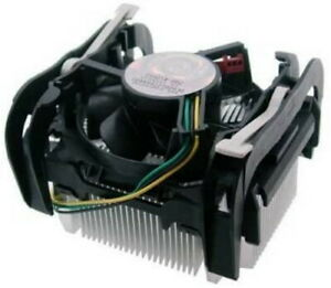 Intel Socket 478 Copper Core CPU Cooler Heatsink with 3-Pin Fan C33218-003