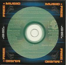 THE ATARIS Breaking Benjamin ROB ZOMBIE Black Label Society OVERKILL PROMO CD