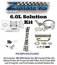 Ford 6.0 bulletproof cooling solution kit