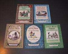 5 Lot LITTLE BEAR~Else Holmelund Minarik & Maurice Sendak~HC Learn-to-Read Books
