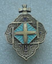 Sign chaplains of the Russian Army 1913 Russian Imperial Nicholas II Badge