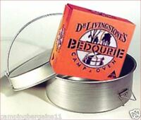 """Bedourie Oven 10"""" Spun Steel Dr Livingstone Camping Cooking 4 In 1 Oven Frypan"""