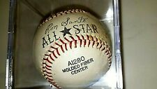 Vintage RON SANTO ALL STAR souvenir facsimile (stamped) baseball CHICAGO CUBS