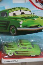 "DISNEY PIXAR CARS ""EDWIN KRANKS"" NEW IN PACKAGE, SHIP WORLDWIDE"