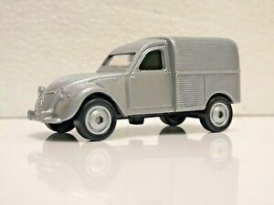 🚓 WELLY NEX CAR Scale Model 1:60 1/60 BOX Citroen 2CV FOURGONNETTE