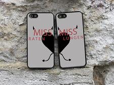 Missraten Misslungen Partner * 2x Handyhülle iPhone 5 5S 6 6S Galaxy S4 S5 S6 S7