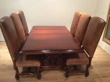 Mahogany Extending Dining Furniture Sets