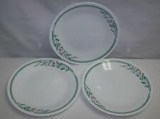 Lot of 3 Corelle Rose Marie Dessert PLates  - Free Shipping