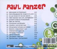 PAUL PANZER - ENDLICH FREIZEIT-WAS FÜR'N STRESS!   CD NEU