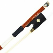 Violin Bow Carbon Fiber Pernambuco Performance Mellow and Sweet Tone For Soloist