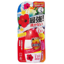 [US SHIP+TRACKING] Rohto Mentholatum Sunplay Super Block Clear Finish SPF130 35g