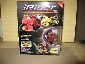 Nikko i-Rider ferngesteuertes Motorrad Ducati, gebraucht