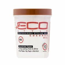 [ECO STYLER] PROFESSIONAL STYLING GEL COCONUT OIL 32OZ MAX HOLD