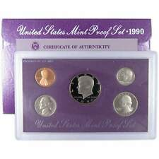 1990 S U.S. Mint Proof Set
