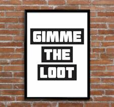 Rapper Art Posters
