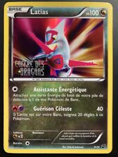 Carte Pokemon LATIAS 9/20 Holo Promo Coffre des Dragons FR NEUF