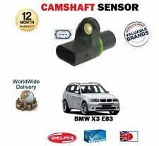 FOR BMW X3 E83 XDRIVE 2.0 2.5 3.0 2004--> NEW CAMSHAFTS SENSOR