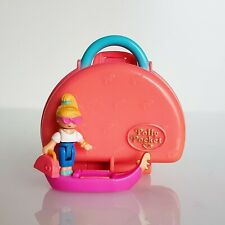 1996 Italian Holiday Polly Pocket Complete Vintage