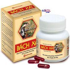 40 Capsule Cobra Bone Glue Extract Glucosamine Osteoarthritis Arthritis -Bach Xa