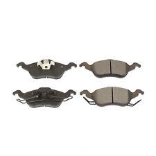Disc Brake Pad Set-PM18 Posi-Mold Semi-Metallic Brake Pads Front fits Ford Focus