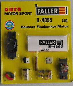 Faller AMS B-4895 --  Bausatz Flachankermotor in OVP (DEZ428)