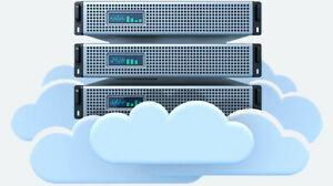 Storage Virtual Private Server VPS - 5120 GB (5TB ) storage, Unlimited bandwidth