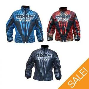 Wulfsport Adults Mens Max Equipe V-16 Enduro Motocross MX Trials Jacket - SALE!