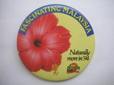 Plastic National Badges/Pins Collectable Advertising Badges