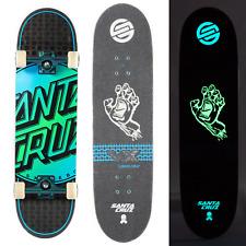 "Santa Cruz VX 8.5"" Total Dot Ultimate Pro Complete Skateboard Indy Mids Spitfire"