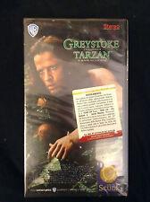 Greystoke la leggenda di Tarzan di H.Hudson VHS