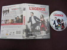 L'agence de George Nolfi avec Matt Damon, DVD, SF/Action