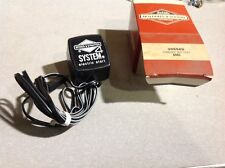 GENUINE BRIGGS & STRATTON SYSTEM 4 ELECTRIC START BATTERY CHARGER Part # 395569