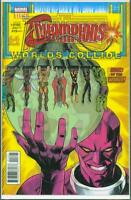 CHAMPIONS #13 LENTICULAR VARIANT HOMAGE TO AVENGERS ANNUAL #17 MARVEL LEGACY