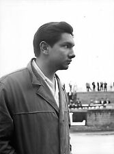 RICARDO RODRIGUEZ (1942-1962) PILOTE MEXICAIN , FORMULE1 FERRARI