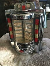 Vintage AMI Jukebox--Model W-80--W/Org. Key--1950's--Free Shipping!