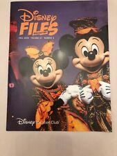 Disney Files Magazine, Fall 2018, Halloween Minnnie & Minnie