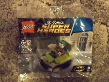 Lego Super Heroes El Joker parachoques coche 30303 Nuevo Sellado