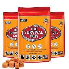 12 - Tabs - Pilot Food - Survival Tabs Emergency Food Supply