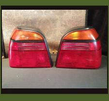 Matching Pair of Tail Light Lenses Hella OEM VW Golf GTI Cabrio 1990's NEW NIB