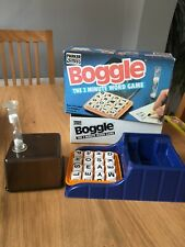 Boggle Board Game by Parker 1992 Complete Family Fun