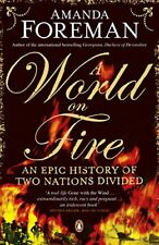 A World on Fire: An Epic History of Two Nations Divided,Amanda ,.9780141040585