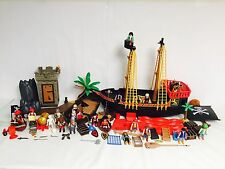 Over 50 pieces of Playmobil Geobra Collectible Toys