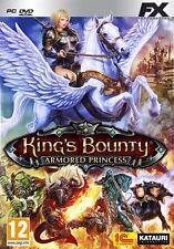 KING'S BOUNTY ARMORED PRINCESS GIOCO PC CD WINDOWS ITA