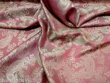 Paisley Jacket & Dress Lining Fabric Material