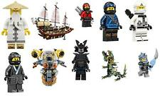 10 lego ninjago mini  fridge magnets
