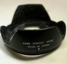 52mm Sigma Perfect lens Hood Shade for 28mm f2.8 wide angle lens original