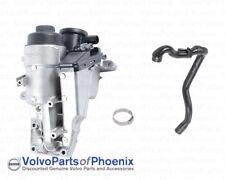 Genuine Volvo Oil Filter Housing C30 C70 S40 S60 V50 V60 XC60 Stop Whistle Kit