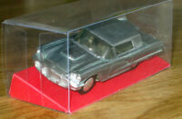 Supplied by CORGI 1980 FORD THUNDERBIRD No 214  MODEL KIT+CLEAR DISPLAY BOX