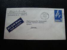CANADA - enveloppe 30/3/1967 (cy72)